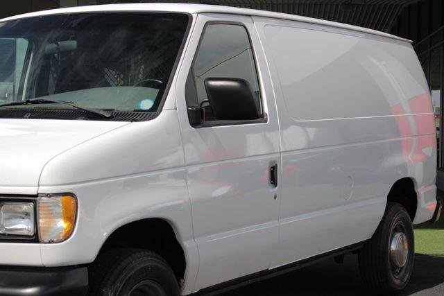 2001 Ford Econoline Cargo Van E350 RWD - RACKS & BINS - NEW TIRES! Mooresville , NC 23
