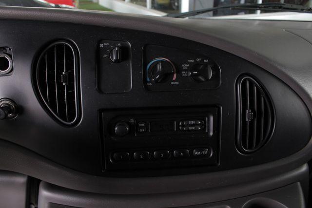 2001 Ford Econoline Cargo Van E350 RWD - RACKS & BINS - NEW TIRES! Mooresville , NC 35