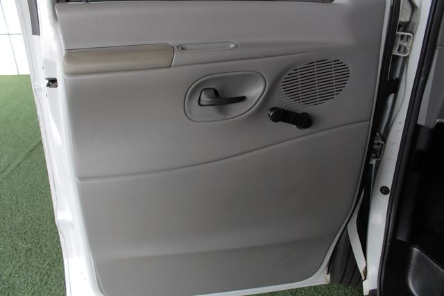 2001 Ford Econoline Cargo Van E350 RWD - RACKS & BINS - NEW TIRES! Mooresville , NC 36