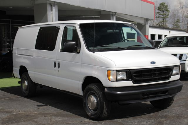 2001 Ford Econoline Cargo Van E350 RWD - RACKS & BINS - NEW TIRES! Mooresville , NC 20