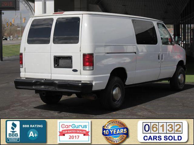 2001 Ford Econoline Cargo Van E350 RWD - RACKS & BINS - NEW TIRES! Mooresville , NC 2
