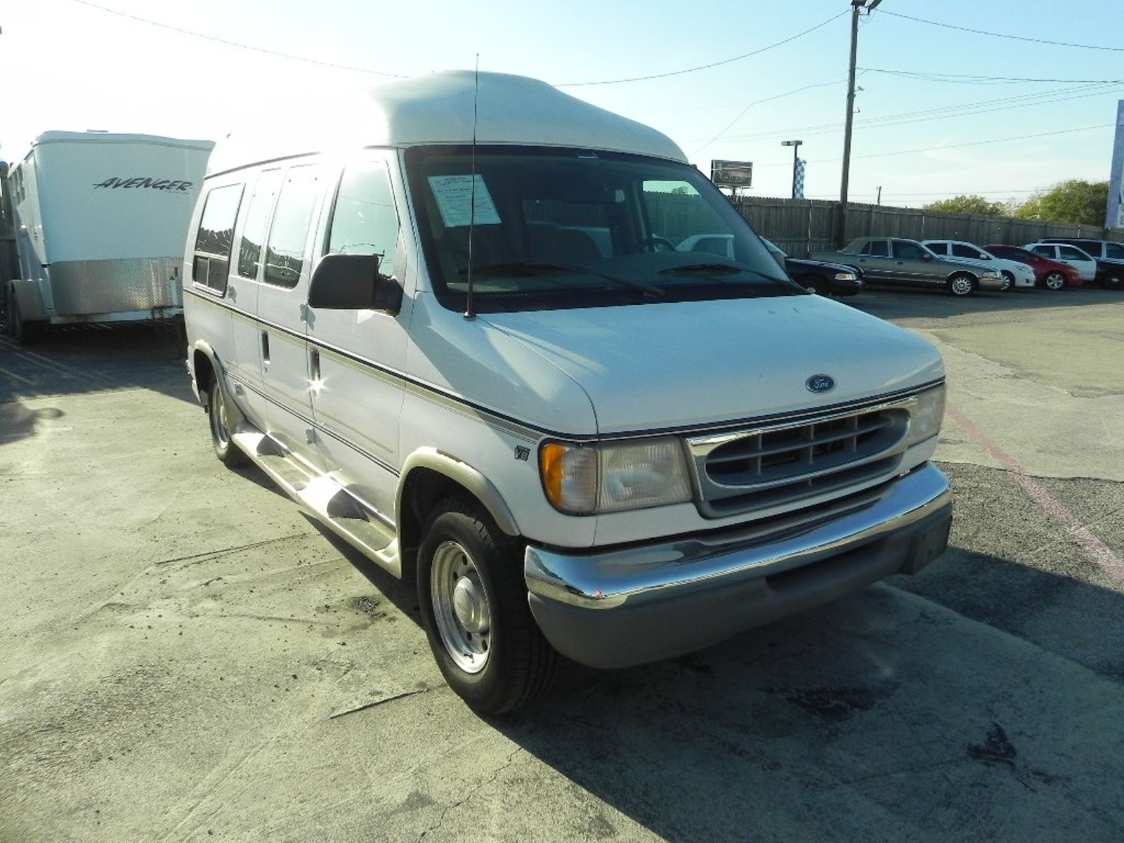 1975737 0 revo 2001 ford econoline cargo van recreational city tx randy adams inc Wiring Harness Replacement Hazard at edmiracle.co