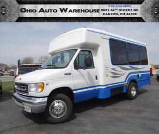 2001 Ford Econoline E-350 8 Pass. Bus w/ Chair Lift 30K LOW MILES in  Ohio