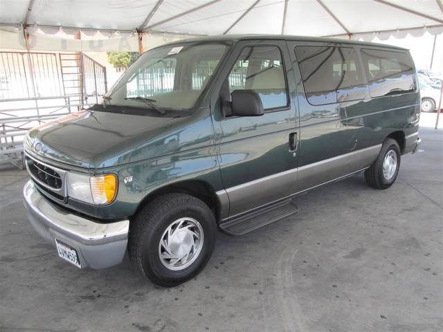 2001 Ford Econoline Wagon XLT This particular Vehicle comes with 3rd Row Seat Please call or e-ma
