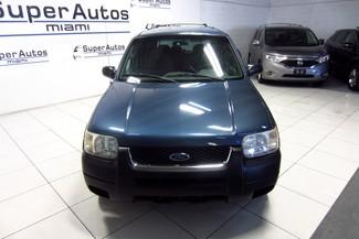 2001 Ford Escape XLT Doral (Miami Area), Florida 33