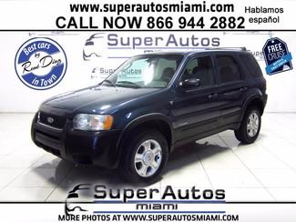 2001 Ford Escape XLT Doral (Miami Area), Florida
