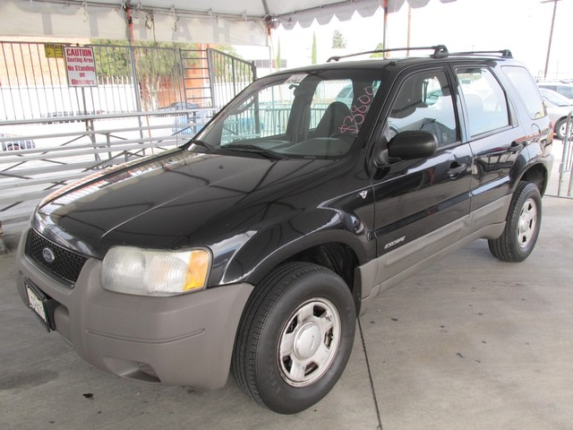 2001 Ford Escape XLS Please call or e-mail to check availability All of our vehicles are availab