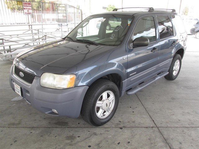 2001 Ford Escape XLT This particular Vehicles true mileage is unknown TMU Please call or e-mai