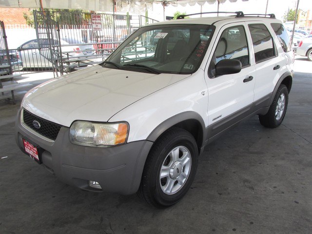 2001 Ford Escape XLT Please call or e-mail to check availability All of our vehicles are availa