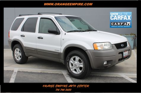 2001 Ford Escape XLT in Orange, CA