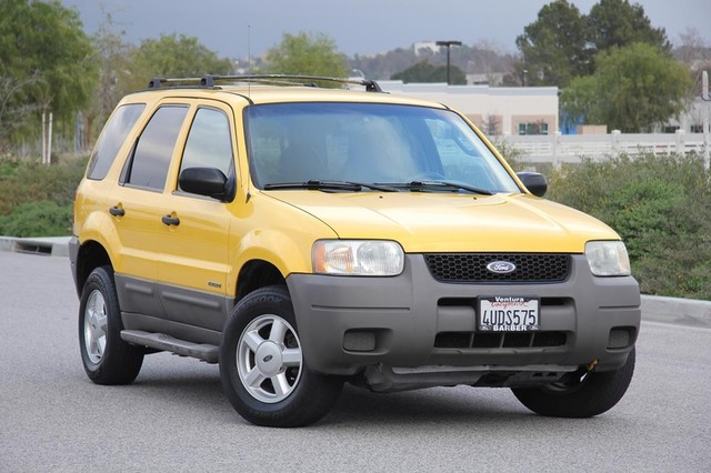 2001 Ford Escape XLS Santa Clarita, CA 3