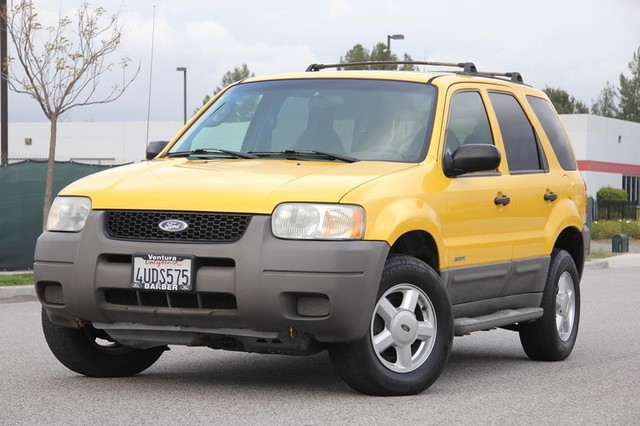 2001 Ford Escape XLS Santa Clarita, CA 4