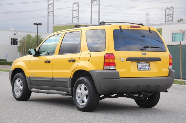 2001 Ford Escape XLS Santa Clarita, CA 11