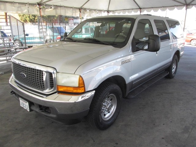 2001 Ford Excursion XLT This particular Vehicle comes with 3rd Row Seat Please call or e-mail to