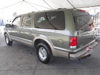 2001 Ford Excursion Limited Gardena, California 1
