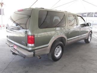 2001 Ford Excursion Limited Gardena, California 2