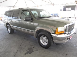 2001 Ford Excursion Limited Gardena, California 3