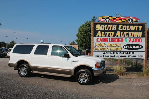2001 Ford Excursion Limited in Harwood, MD
