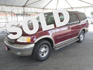 2001 Ford Expedition Eddie Bauer Gardena, California