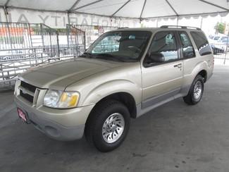 2001 Ford Explorer Sport Gardena, California