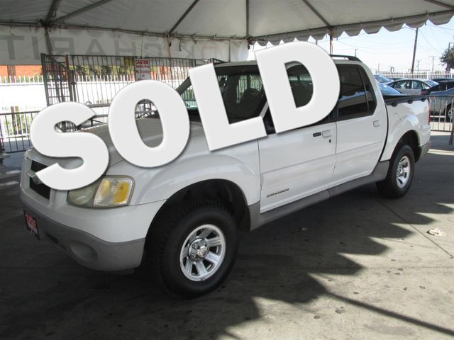 2001 Ford Explorer Sport Trac This particular Vehicles true mileage is unknown TMU Please call