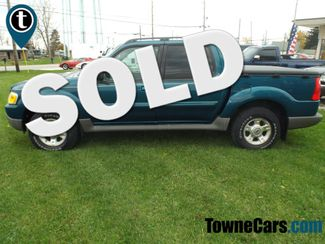 2001 Ford Explorer Sport Trac  | Medina, OH | Towne Auto Sales in ohio OH