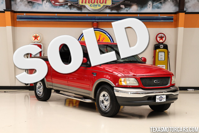 2001 Ford F-150 Lariat Financing is available with rates as low as 29 wac Get pre-approved in