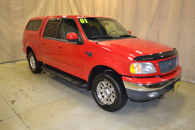2001 Ford F-150 XLT Roscoe, Illinois 12