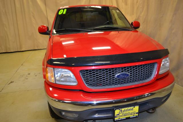 2001 Ford F-150 XLT Roscoe, Illinois 14