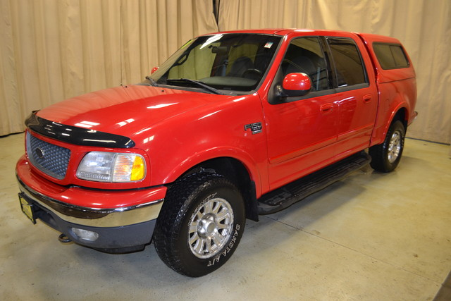 2001 Ford F-150 XLT Roscoe, Illinois 3