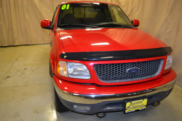 2001 Ford F-150 XLT Roscoe, Illinois 8