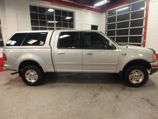 2001 Ford F-150 Xlt 4x4 FULLY SERVICED, COMPLETELY READY TO WORK Saint Louis Park, MN 1
