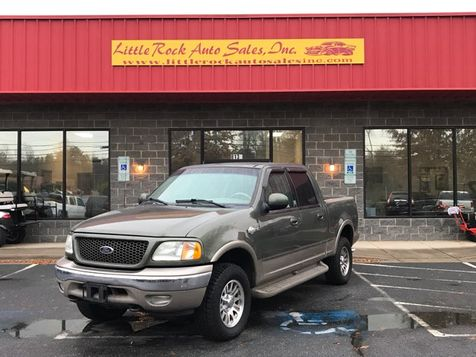 2001 Ford F150 King Ranch in Charlotte, NC