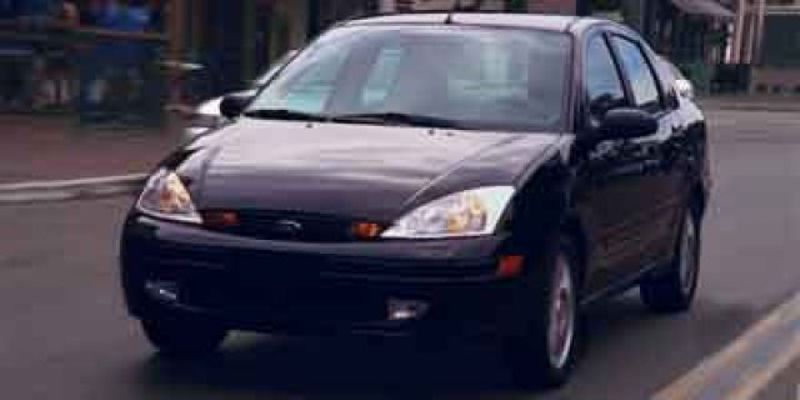 2001 Ford Focus ZTS  city TX  College Station Ford - Used Cars  in Bryan-College Station, TX