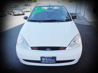 2001 Ford Focus SE Sedan Chico, CA 6