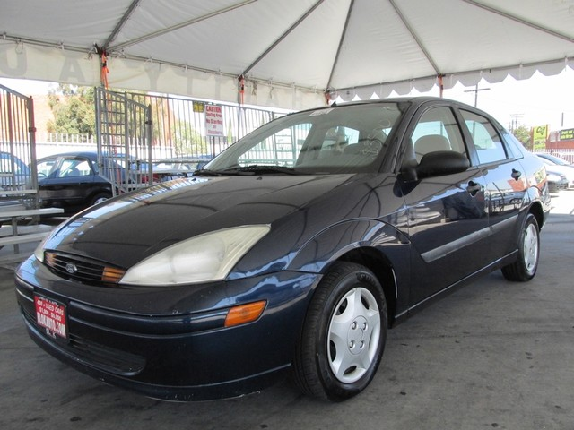 2001 Ford Focus LX Please call or e-mail to check availability All of our vehicles are available