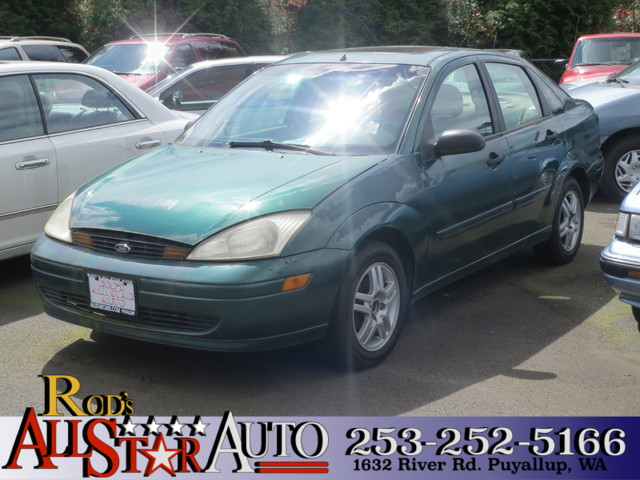 2001 Ford Focus SE After 25 years of doing business at the same location in Puyallup we have an A