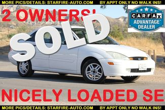 2001 Ford Focus SE Santa Clarita, CA