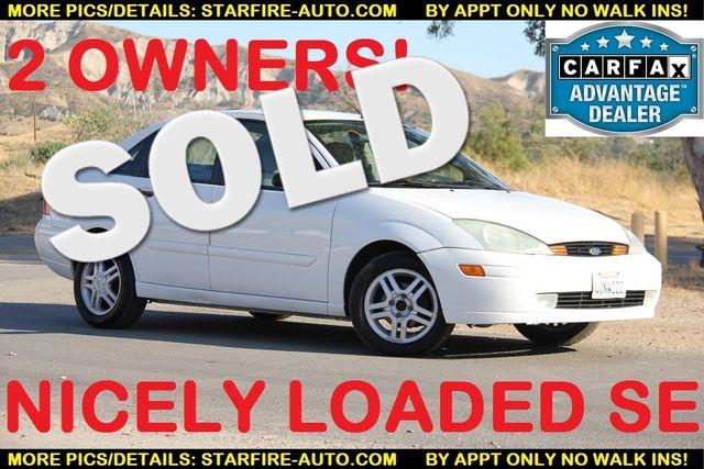 2001 Ford Focus SE Santa Clarita, CA 0