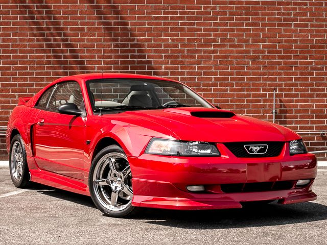 2001 Ford Mustang ROUSH STAGE 2 Burbank, CA 2