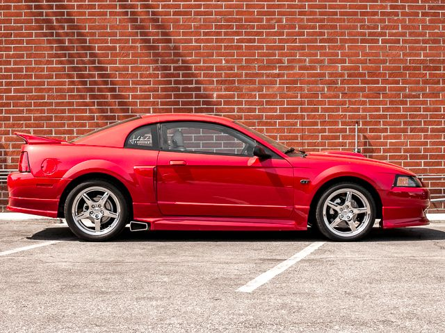 2001 Ford Mustang ROUSH STAGE 2 Burbank, CA 3