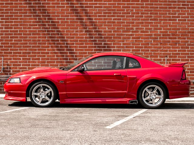 2001 Ford Mustang ROUSH STAGE 2 Burbank, CA 4