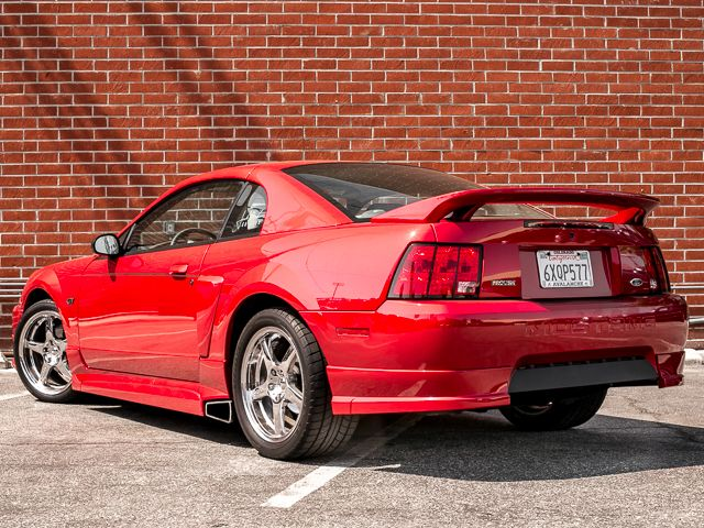 2001 Ford Mustang ROUSH STAGE 2 Burbank, CA 7