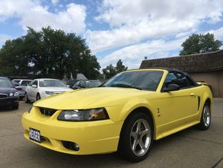 2001 Ford Mustang SVT Cobra  city ND  Heiser Motors  in Dickinson, ND