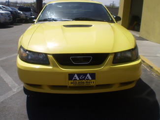 2001 Ford Mustang Standard Englewood, Colorado 2