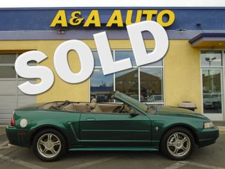 2001 Ford Mustang Deluxe Englewood, Colorado