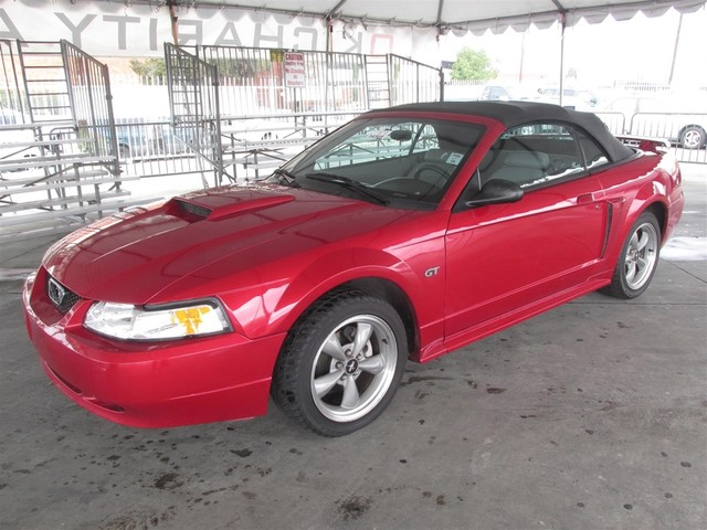 2001 Ford Mustang GT Deluxe Please call or e-mail to check availability All of our vehicles are