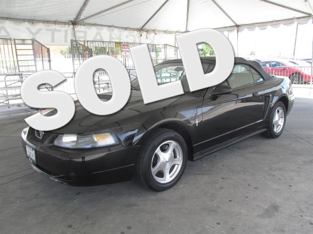 2001 Ford Mustang Deluxe Please call or e-mail to check availability All of our vehicles are av