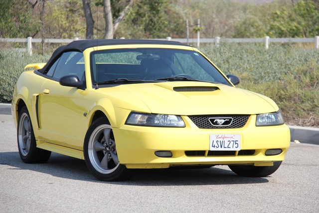 2001 Ford Mustang GT Deluxe Santa Clarita, CA 3