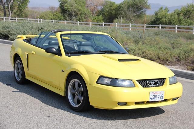 2001 Ford Mustang GT Deluxe Santa Clarita, CA 11